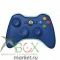 Джойстик XBOX360 Slim Blue (беспров...