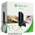 XBOX360 Slim E 500GB + Forza Horizon 2 + Saints Ro...