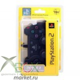 PS 2 Controller Analog Black force 2