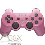 Джойстик PlayStation 3 (беспроводной) розовый