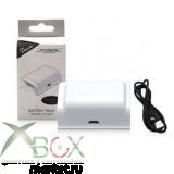 Аккумулятор для джойстика XBOX ONE (Белый)