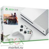 XBOX ONE S 1 ТБ + Battlefield 1 + Live Gold 3 месяца