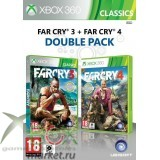 Far Cry 3 + Far Cry 4 Double Pack