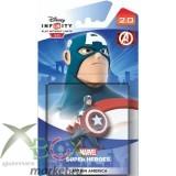 Disney Infinity 2.0. Marvel. Интерактивная фигурка персонажа Капитан Америка