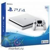 PlayStation 4 Slim 500GB White (EUR)