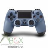 Джойстик PlayStation 4 Gray Blue (серо-синий)