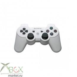 Джойстик PlayStation 3 (беспроводной) белый