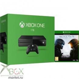 XBOX ONE 1TB + Halo V: Guardians