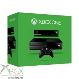 XBOX ONE 500GB + Kinect + 2 Игры