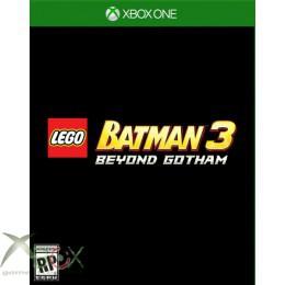 LEGO Batman 3. Покидая Готэм