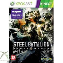 Steel Battalion Heavy Armor