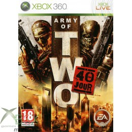 Army of Two: 40th day