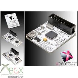 X360 GLITCH programmer=SUPPER NAND PROGRAMER