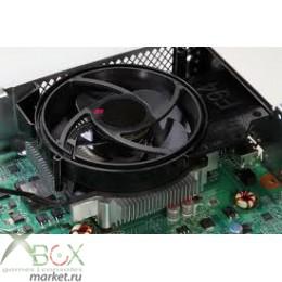 Кулер + радиатор XBOX360 SLim оригинал