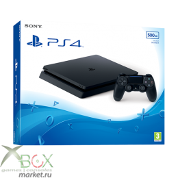 PlayStation 4 Slim (500G) (EUR)