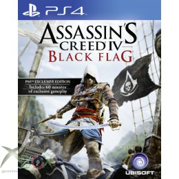 Assassin's Creed IV Черный Флаг