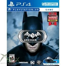 Batman: Arkham VR (только для VR)