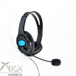 Гарнитура для PS4 wired headset with mic