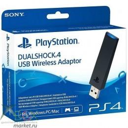 Беспроводной USB-адаптер Dualshock 4 для PS4