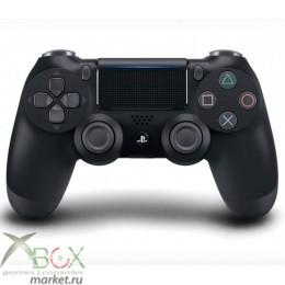 Беспроводной контроллер Dualshock 4 New (черный)