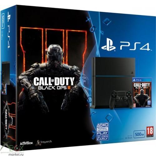 �����. PlayStation 4 500Gb ����� �� ������ �����