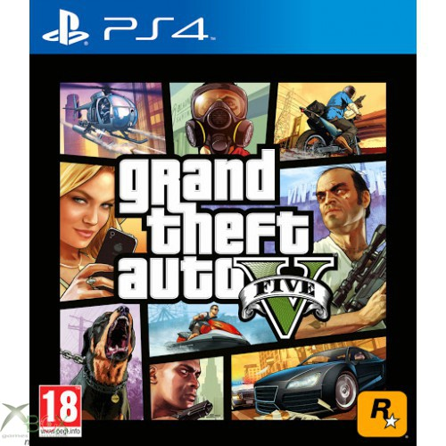 ��������� �� GTA V ��� PS4